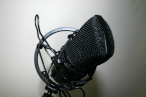 Externes Mikrofon