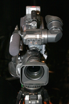 Voiceover-Mikrofon